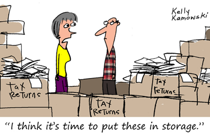 In Search of the Elusive Paperless Office