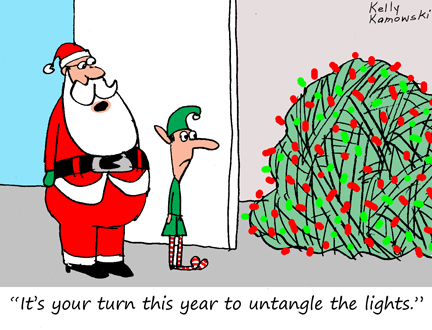 Dreaming of a Self-Storage Christmas